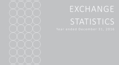 Elite Alliance Report of Key Operating Exchange Statistics 2016