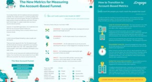 The New Metrics for Measuring the Account Based Funnel