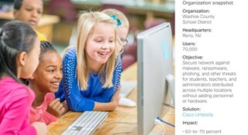 Washoe County School District Customer Story