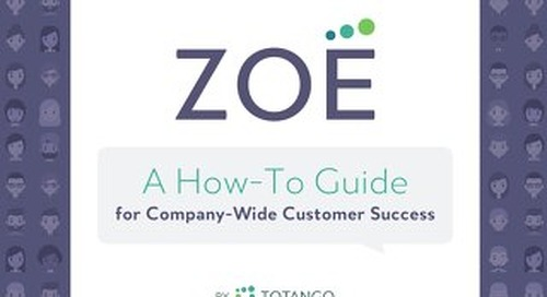 Guide for Company-Wide Customer Success