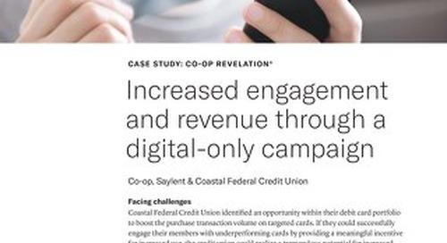 Coastal FCU Increases Debit Card Engagement & Revenue