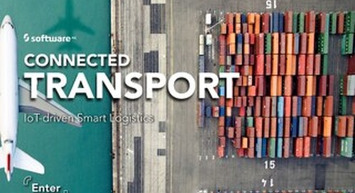 Smarter logistics with the IoT
