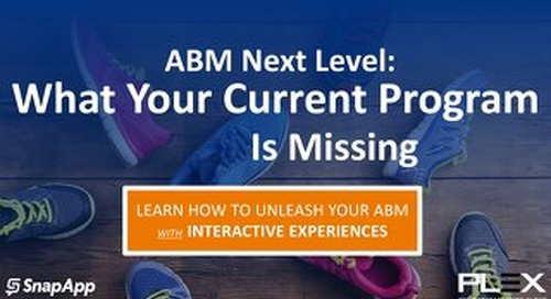 ABM Next Level: What Your Current Program Is Missing