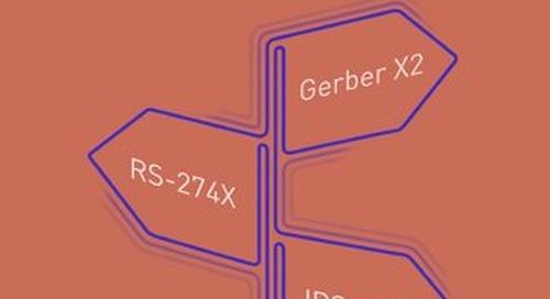 GERBER RS-274-Xに代わる形式