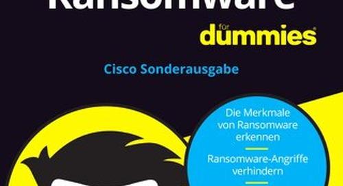 Abwehr von Ransomware für Dummies