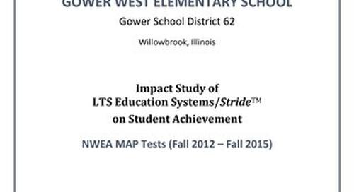 Gower West Elementary School Longitudinal Study