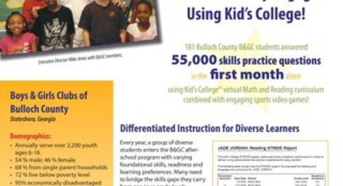 Bulloch County Success Story