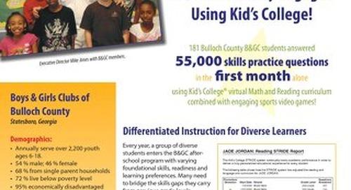 Bulloch County Success Story