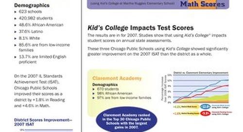 Chicago Public School District Case Study_2007