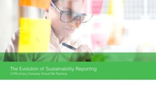 Evolution Sustainability Reporting