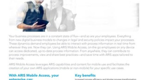 Facts about ARIS Mobile Access
