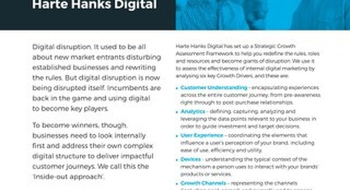 Driving Business Growth in the Digital Age with Harte Hanks Digital
