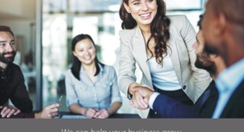 We Can Help Your Business Grow (North Region)