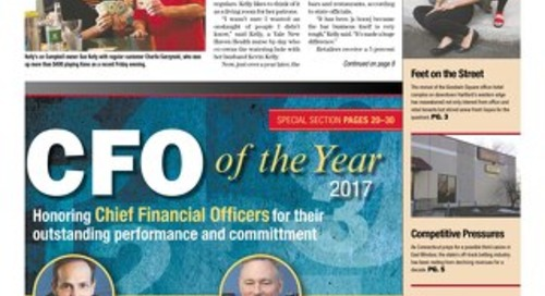 CFO of the Year Awards — June 12, 2017