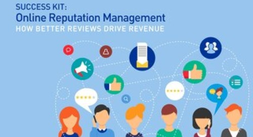Success Kit for Online Reputation Management