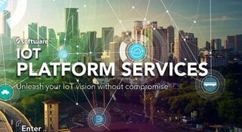 IoT Platform Services: Unleash Your Vision Without Compromise