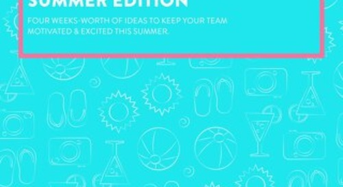 Employee Engagement Guide: Summer Edition