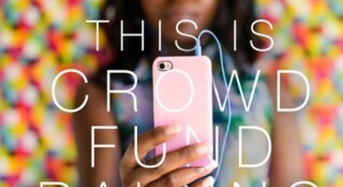 Social Fundraising: Empowering the Crowd