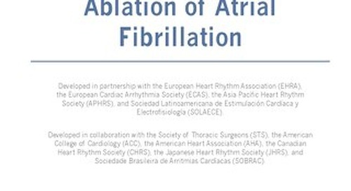 Catheter and Surgical Ablation of Atrial Fibrillation