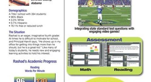 Student Profile: Rashad's Story – Midfield Elementary, AL