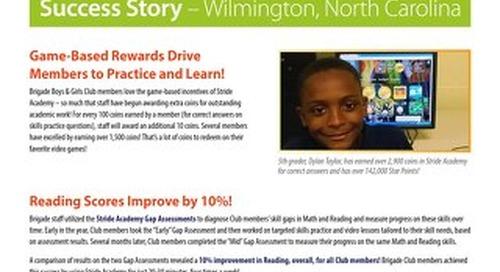 Brigade Boys & Girls Club — Wilmington, NC