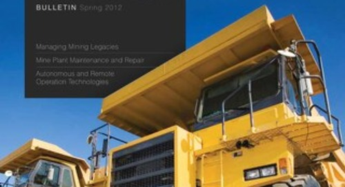 QLD Mining and Energy Bulletin Spring 2012