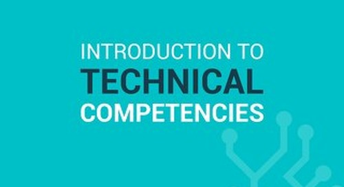 Introduction to Technical Competencies