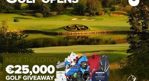 Golf Opens Digital Magazine - Issue 3