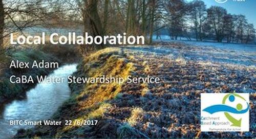 BITC Smart Water event Rivers Trust