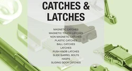 Catalog 201 101-175 Catches & Latches