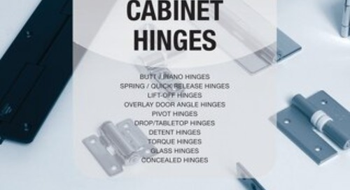 Catalog 201 209-287 Cabinet Hinges