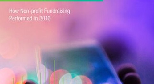 Charitable Giving Report 2016