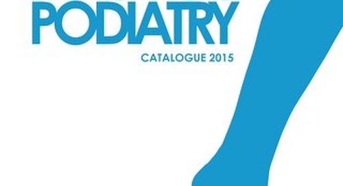 Podiatry Catalogue 2015_Part1
