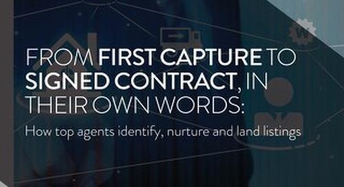 How Top Agents Identify, Nurture & Landing Listings