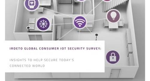 Irdeto Global Consumer Iot Security Survey Report
