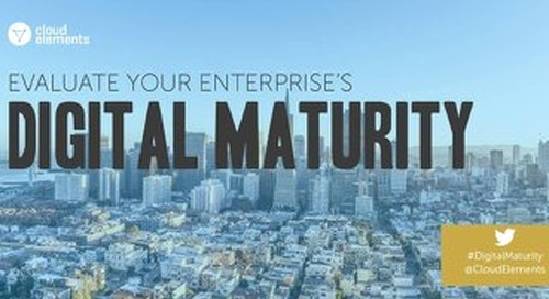Evaluate Your Digital Maturity | Webinar Slides
