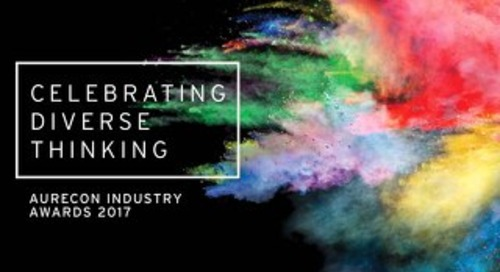 Aurecon Industry Awards 2017