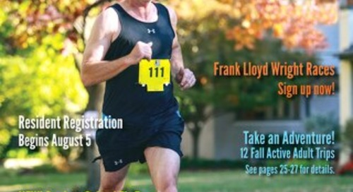 Park District of Oak Park Fall Program Guide 2017