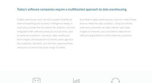 Building Better Software Through Analytics