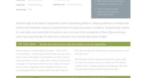 Sharethrough Case Study