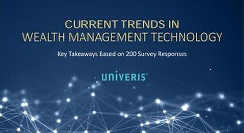 Univeris eBook - Trends in Wealth Management