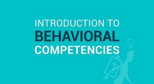 Introduction to Behavioral Competencies