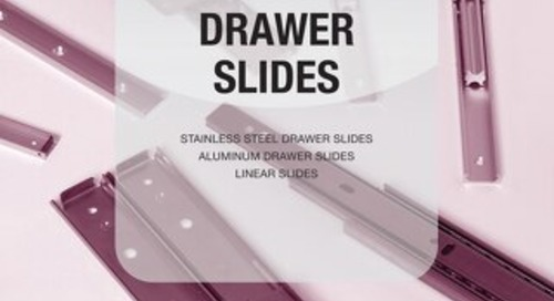 Catalog 201 351-379 Drawer Slides