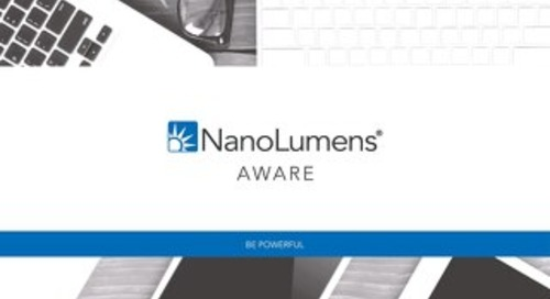 NanoLumens AWARE
