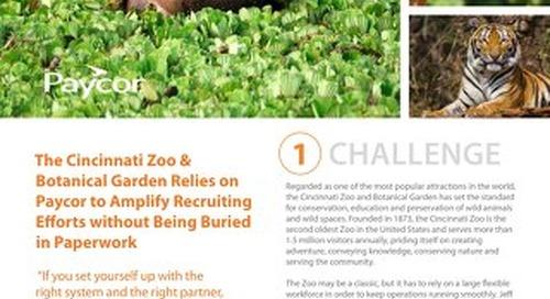 ATS Case Study: Cincinnati Zoo