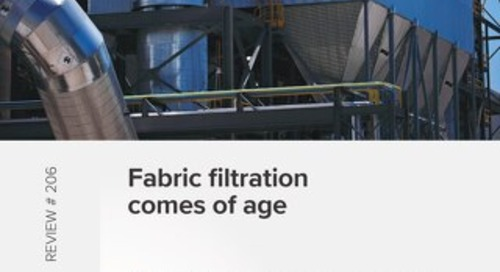 Fabric filtration comes of age