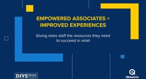 Empowered Associates = Improved Experiences