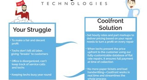 Coolfront Mobile Fact Sheet