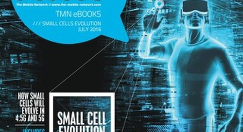 Small Cell Evolution - How Small Cells will Evolve in 4.5G and 5G