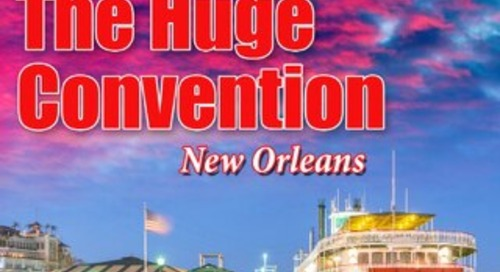 Huge Convention Issue eClean